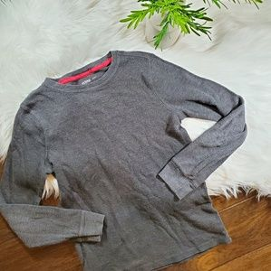 Urban Pipeline Thermal Shirt | long sleeve | gray